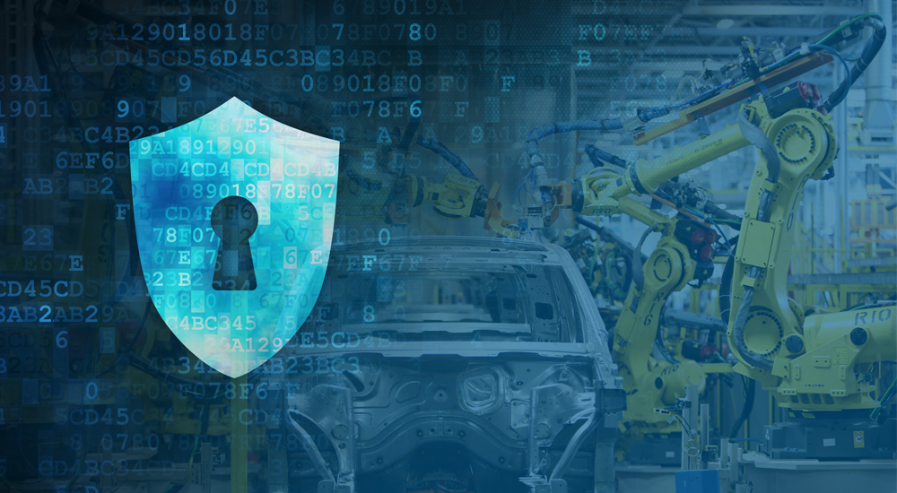 Is cybersecurity an issue for manufacturing?