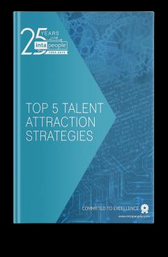 Top 5 talent attraction strategies
