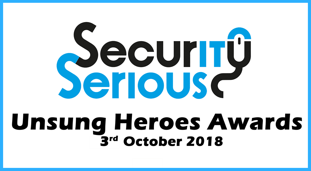 Security Serious Unsung Heroes Award nominee, Jonathan Stock