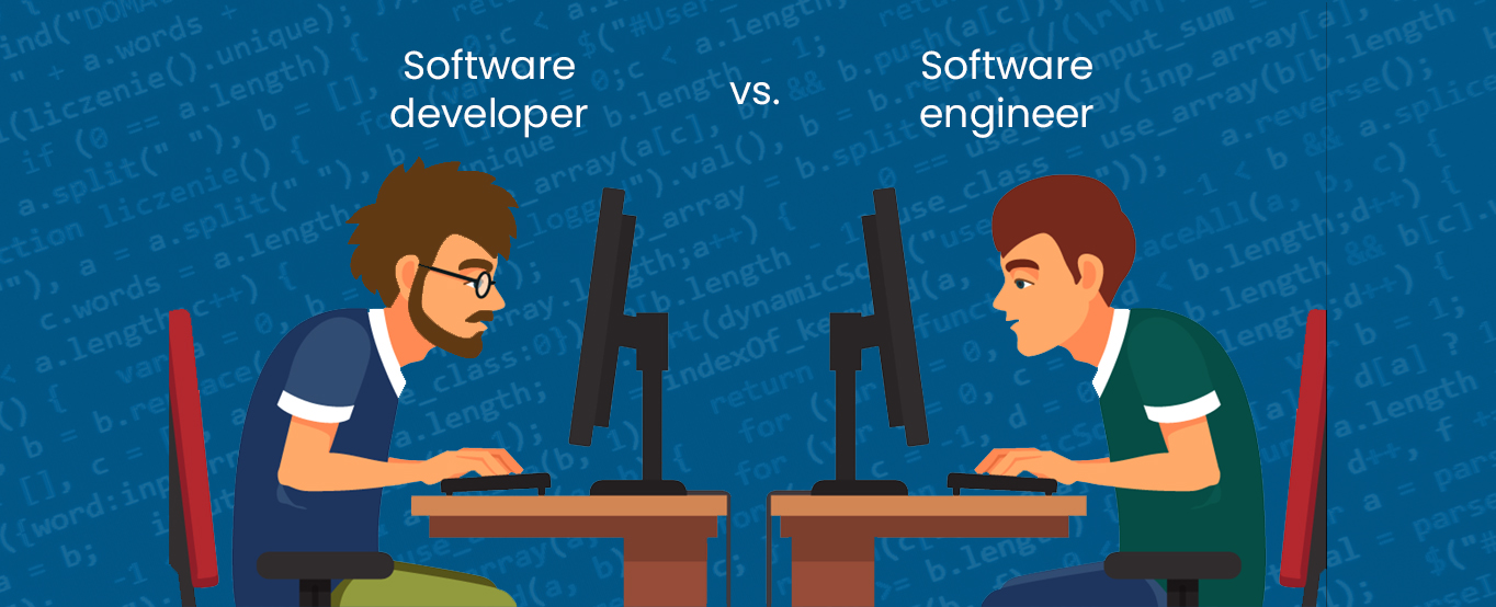 Software developer vs software engineer; what's the difference?