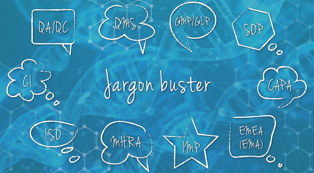 Jargon buster, understanding pharmaceutical job ads