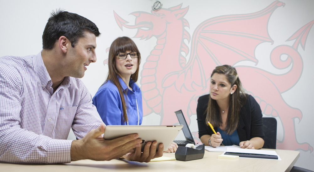 The Welsh language is not dead