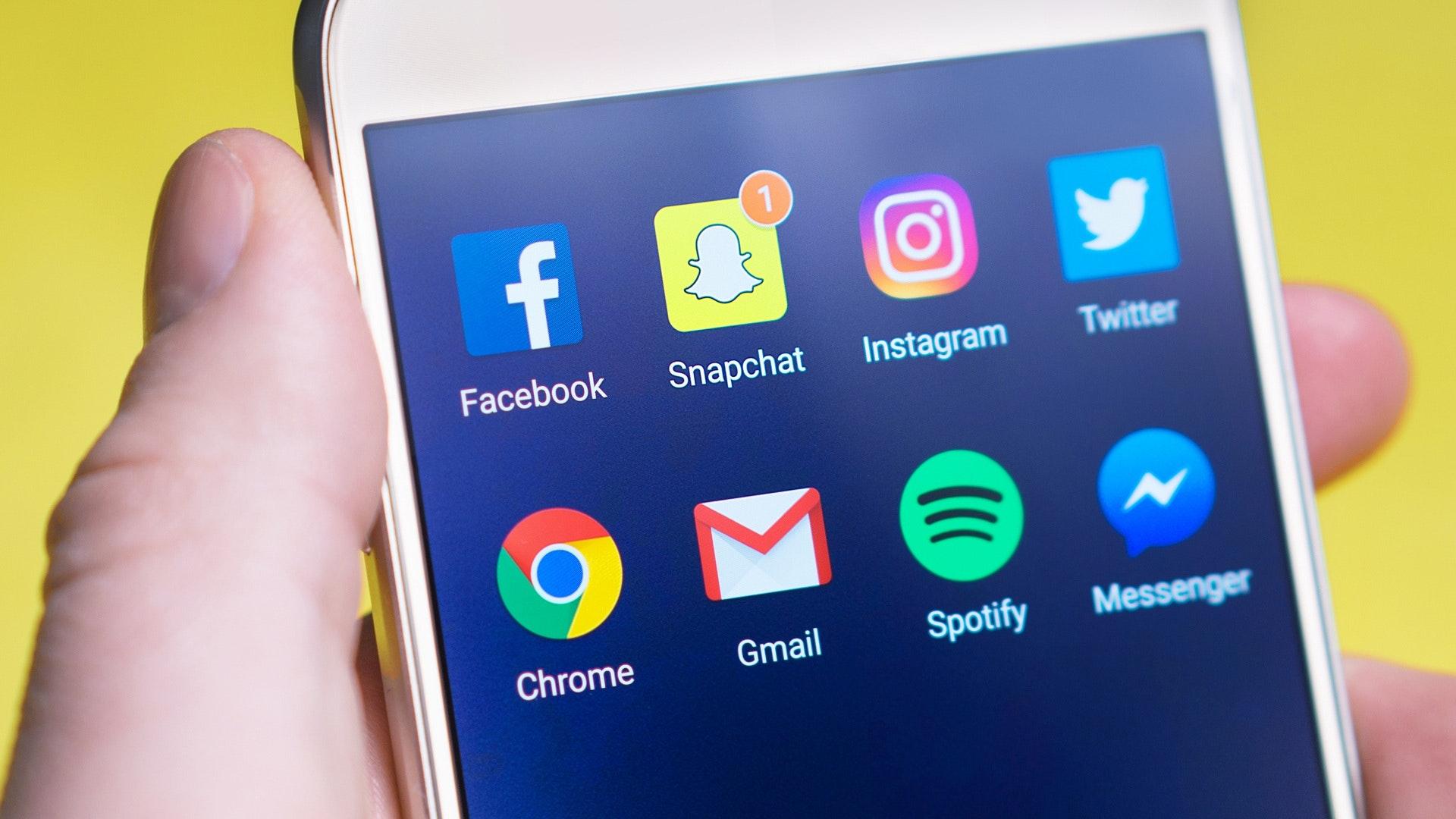 Optimise your social media profiles