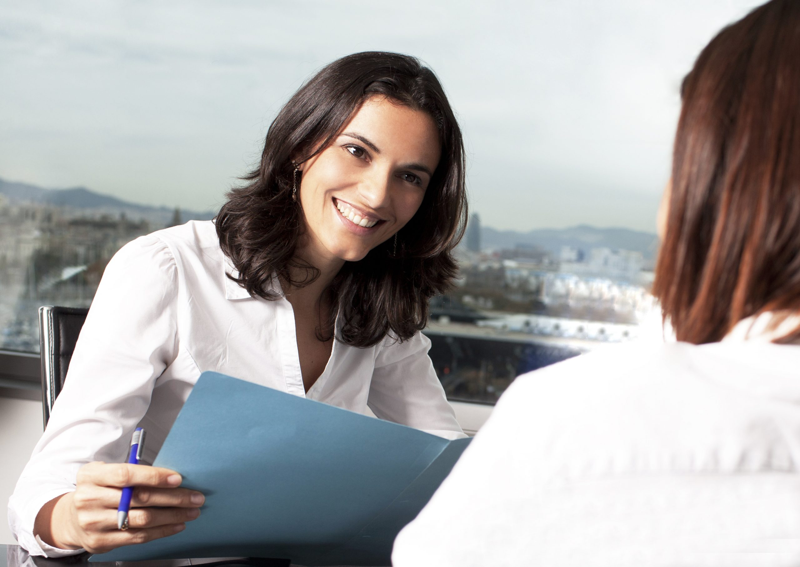 Face to face job interview preparation