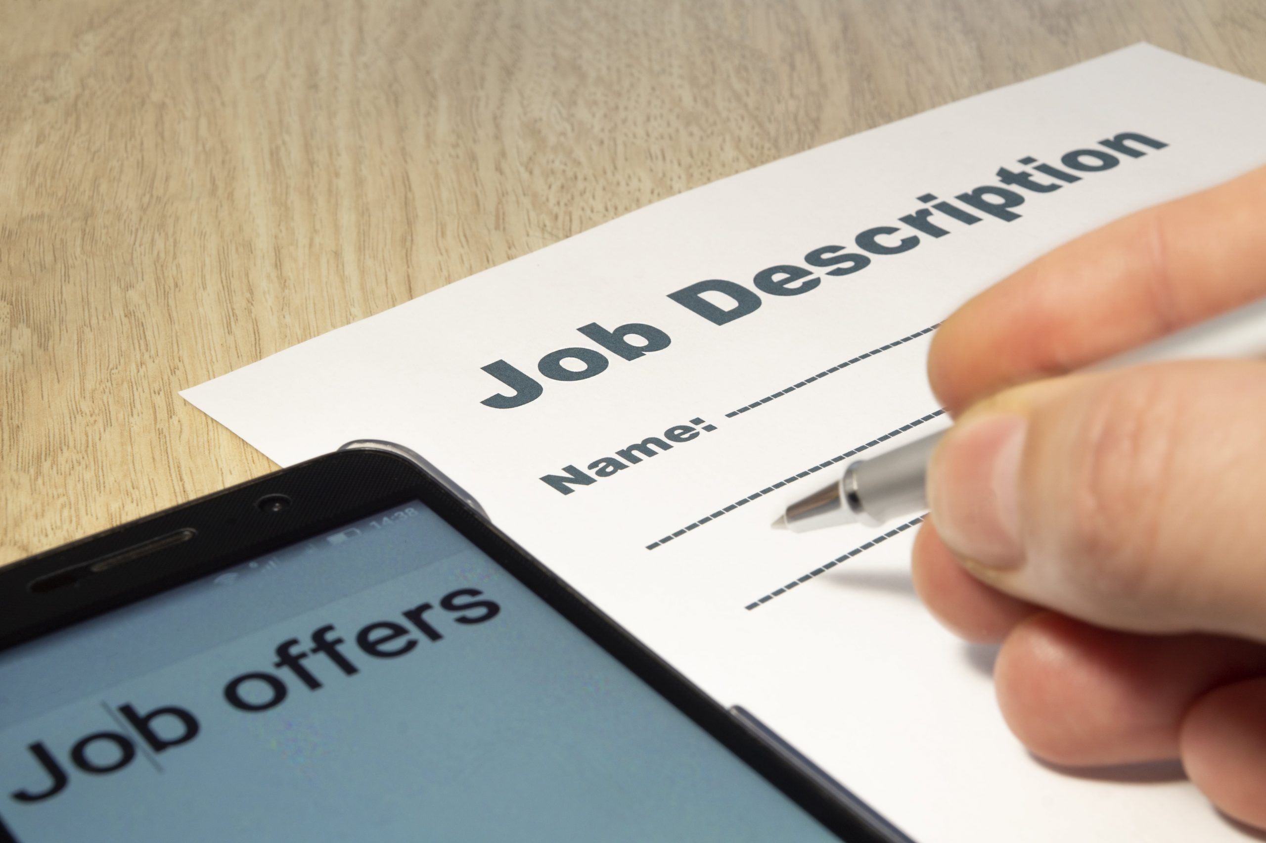 How to write an IT infrastructure job description